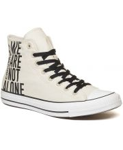 CONVERSE PATIKE Chuck Taylor All Star We Are Not Alone High Top