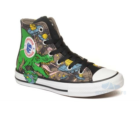 CONVERSE PATIKE Chuck Taylor All Star Interstellar Dinos Hi
