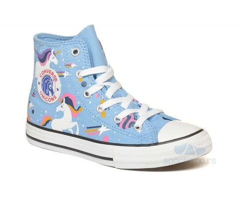 CONVERSE PATIKE Chuck Taylor All Star Unicons Hi Kids