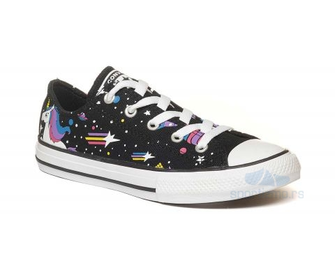 CONVERSE PATIKE Chuck Taylor All Star Unicons Low Kids