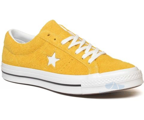 CONVERSE PATIKE One Star Vintage Suede Low Top