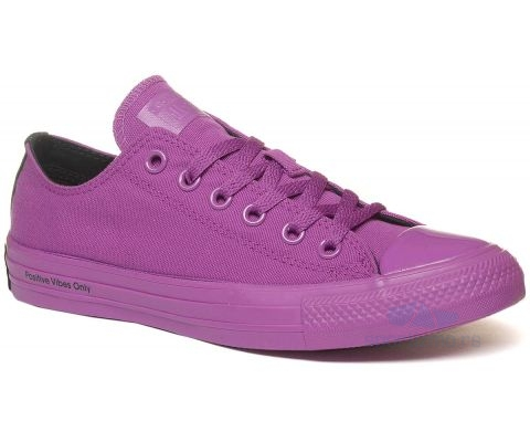 CONVERSE PATIKE x OPI Chuck Taylor All Star Low Top