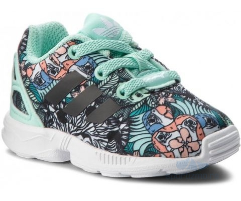 ADIDAS PATIKE Zx Flux El Infant