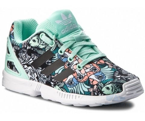 ADIDAS PATIKE Zx Flux C Kids