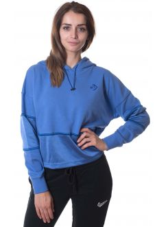 CONVERSE DUKS Colorblock Shine Pullover Women