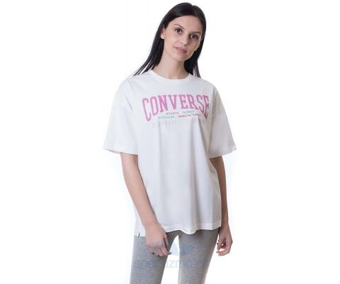 CONVERSE MAJICA Authentic Converse Tee Women