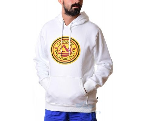 CONVERSE DUKS Mountain Club Patch PO Hoodie Men