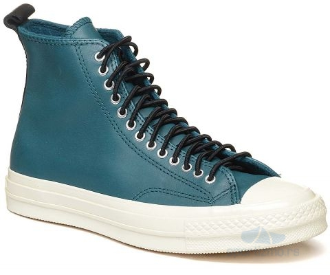 CONVERSE PATIKE Fleece Lined Leather Chuck 70 Hi