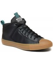 CONVERSE PATIKE Chuck Taylor All Star High Street Leather High Top