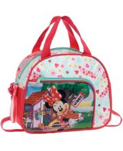 MINNIE MOUSE TORBICA Strawberry Jam Beauty Case