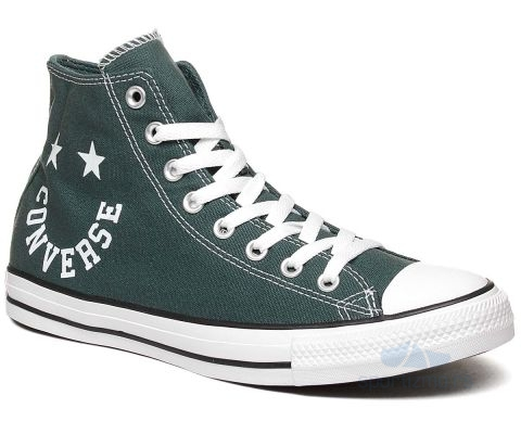 CONVERSE PATIKE Chuck Taylor All Star Smile High Top Faded Spruce