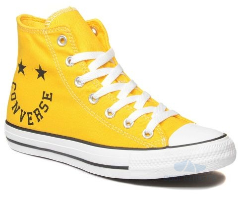 CONVERSE PATIKE Chuck Taylor All Star Smile High Top Amarillo