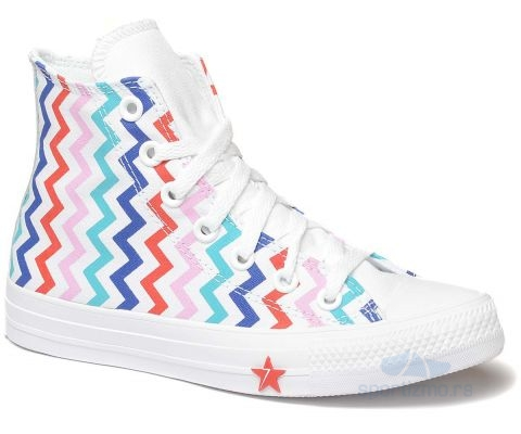 CONVERSE PATIKE Voltage Chuck Taylor All Star High Top