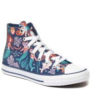 CONVERSE PATIKE Underwater Party Chuck Taylor All Star High Top
