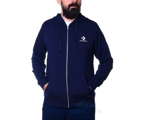 CONVERSE DUKS Star Chevron FZ Hoodie Ft Men
