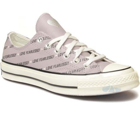 CONVERSE PATIKE Love Fearlessly Chuck 70 Low Top