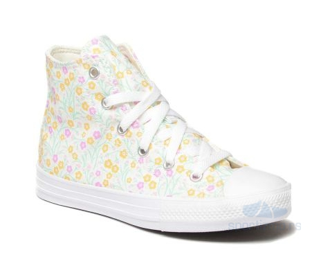 CONVERSE PATIKE Ditsy Floral Chuck Taylor All Star Hi