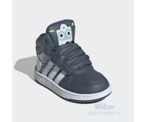 ADIDAS PATIKE Hoops Mid 2.0 Infant Kids