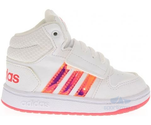 ADIDAS PATIKE Hoops 2.0 Mid Kids