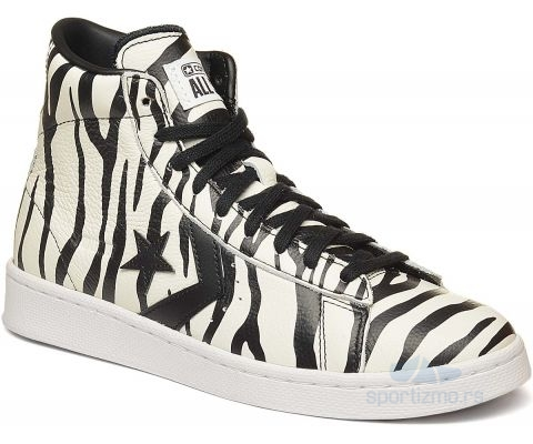 CONVERSE PATIKE Archive Print Pro Leather Mid