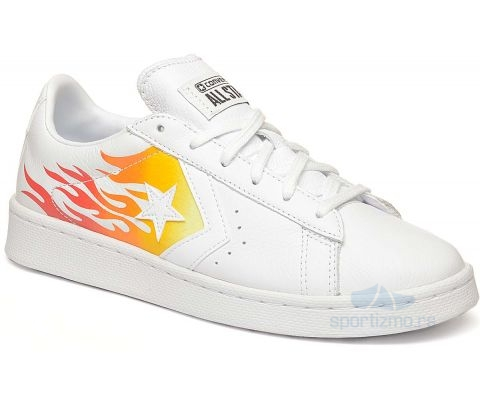 CONVERSE PATIKE Archive Print Pro Leather Low Top