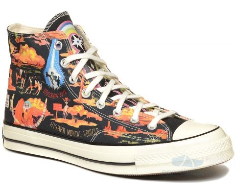 CONVERSE PATIKE Twisted Resort Chuck 70 High Top