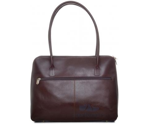 PRINC TORBA Ladies Brown (Goveđa koža)