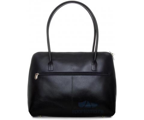 PRINC TORBA Ladies Black (Goveđa koža)