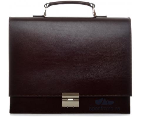 PRINC TORBA Business Men Brown (Goveđa koža)