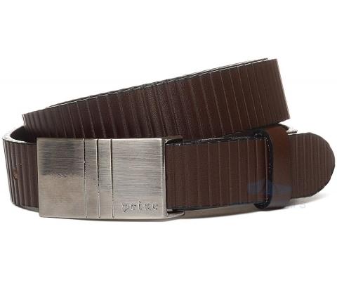 PRINC KAIŠ Plate With Stripes III (Goveđa koža)