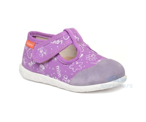 MILAMI PATOFNE Trend Violet Butterlfy