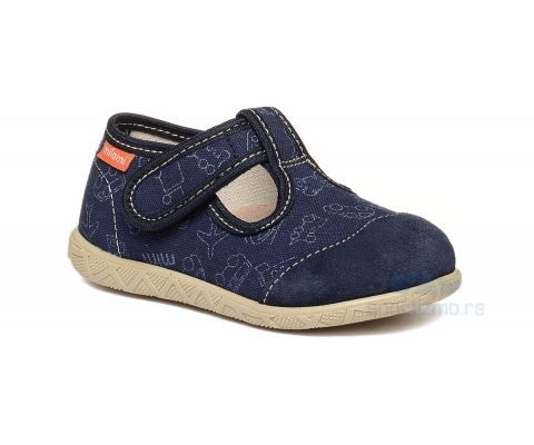 MILAMI PATOFNE Trend Navy Blue Cars