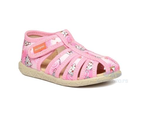 MILAMI PATOFNE Summer Pink Maca