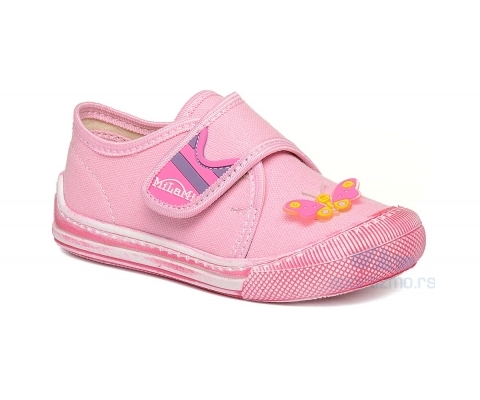 MILAMI PATOFNE Magic Pink Butterfly