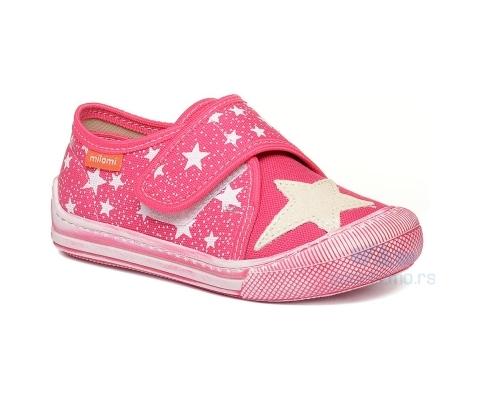 MILAMI PATOFNE Stella Glomy Pink With White Star