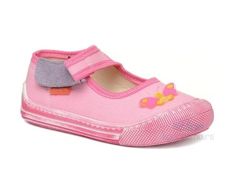 MILAMI PATOFNE Butterflu Pink