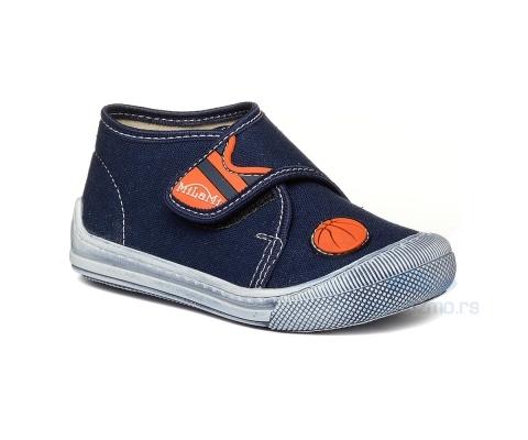 MILAMI PATOFNE Charlie Navy Blue Basketball