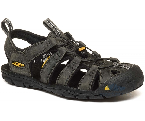 KEEN SANDALE Clearwater Leather CNX Men