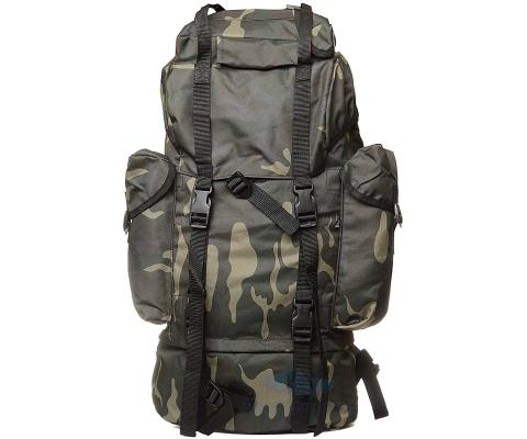 BRANDIT RANAC Combat Dark Camo Backpack