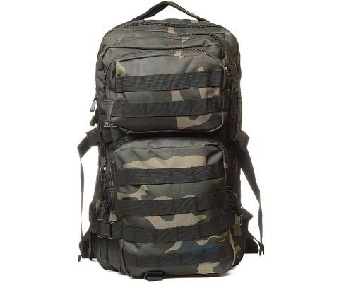 BRANDIT RANAC Cooper Dark Camo Backpack