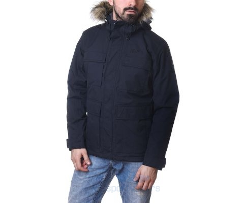 JACK WOLFSKIN JAKNA Point Barrow Men