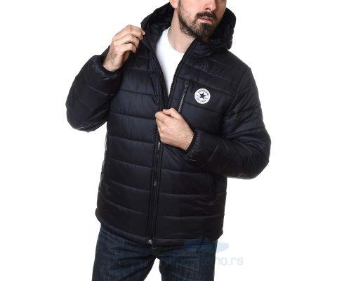 CONVERSE JAKNA Converse Core Poly Fill Jacket Man