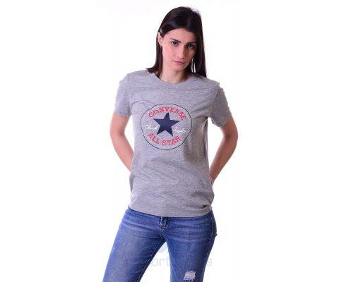 CONVERSE MAJICA Core Solid Chuck Patch Crew Women