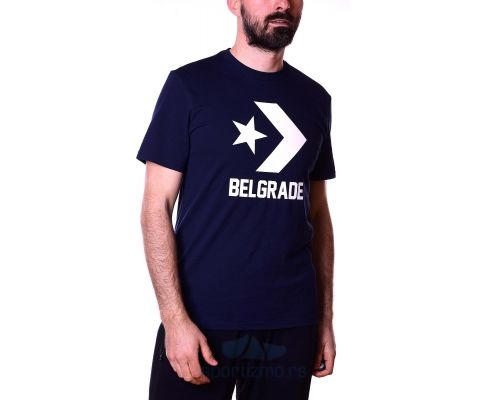 CONVERSE MAJICA Star Chevron Belgrade T-shirt Men