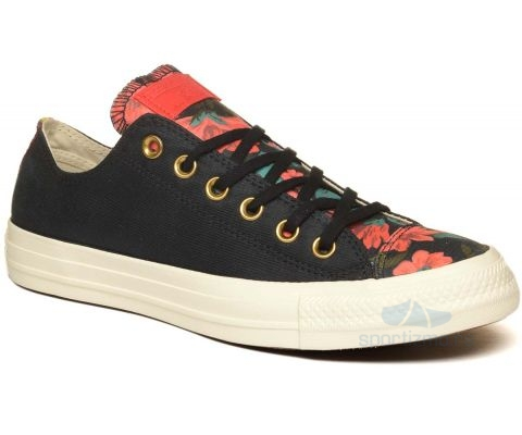 CONVERSE Chuck Taylor All Star Parkway Floral Low Top