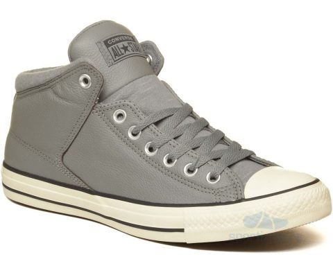 CONVERSE PATIKE Chuck Taylor All Star High Street Leather