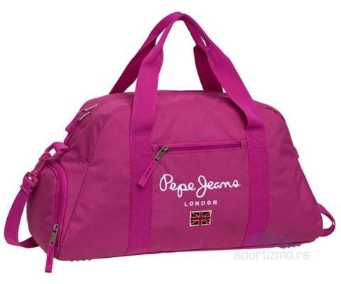 PEPE JEANS TORBA Original Pepe Pink
