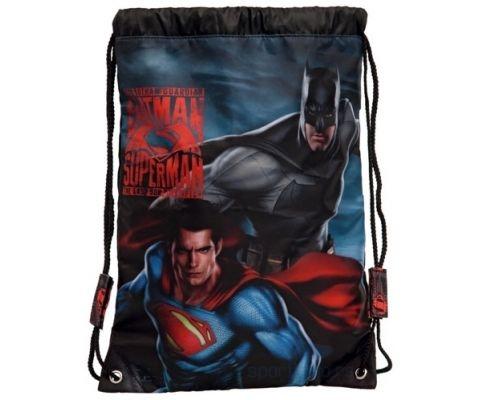 SUPERMAN BATMAN Torba Za Sport