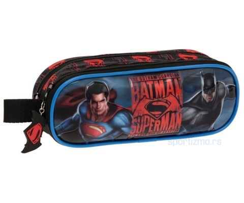 SUPERMAN BATMAN Neseser - Pernica
