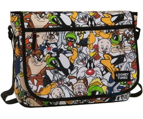 Looney Tunes Laptop Torba Na Rame
